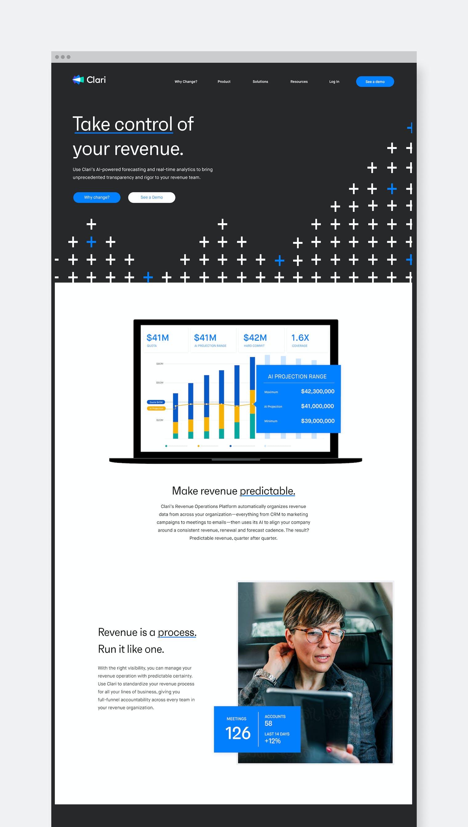 Clari desktop 7
